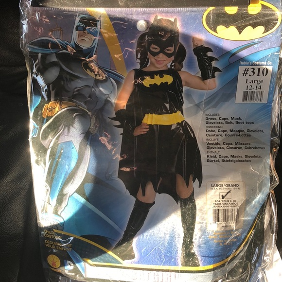 rubies costume company Other - Batgirl costume still in bag brand new